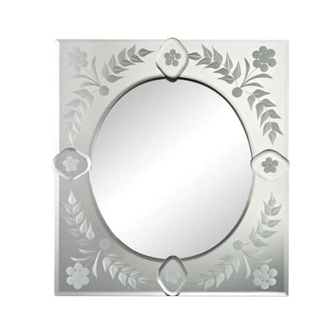 Small Square Venetian Mirror