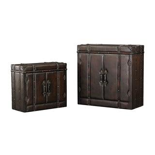 Sterling Travelers Cabinets (Set of 2)