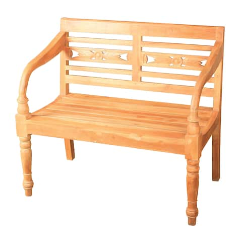 Folger Natural Bench
