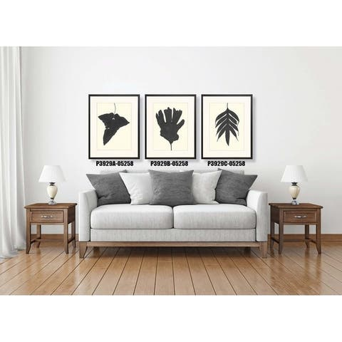 Black Ferns Framed Art Print IV