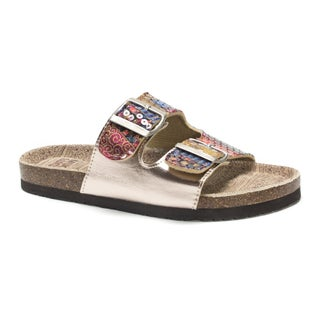 Muk Luks Women's Multi Marla Sandals