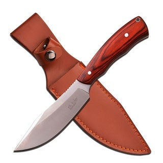 Elk Ridge Fixed Knife 10.6-inch Overall with 5.6-inch Blade