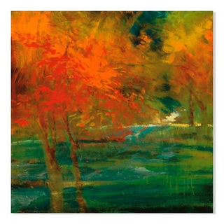 Gallery Direct Late Summer's Expectation III Print by Sylvia Angeli on Birchwood Wall Art