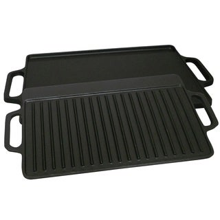 King Kooker Cast Iron Seasoned Griddle
