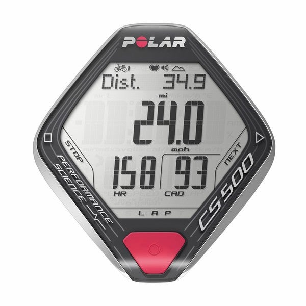 Polar CS500+ CAD Cycling Monitor