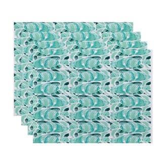 Fishwich Animal Print Placemats (Set of 4)