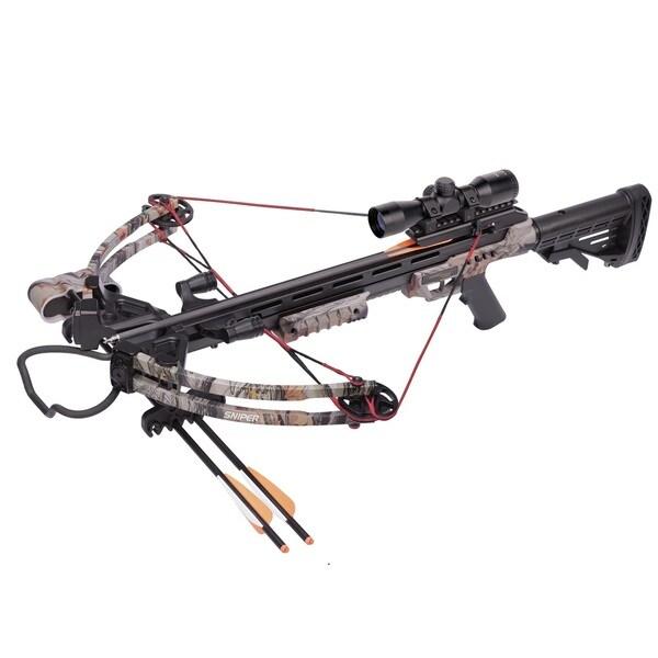 Crosman Center Point Sniper Crossbow Camo