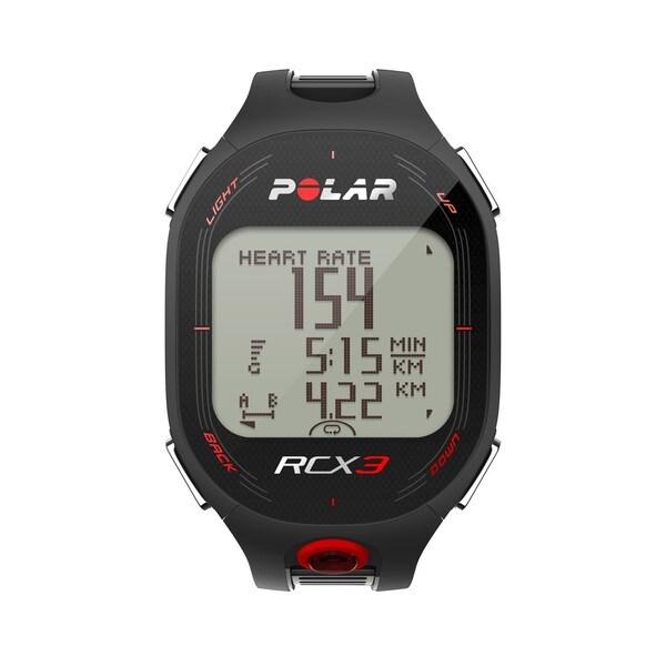 Polar RCX3 Sports Watch with Smart Coaching