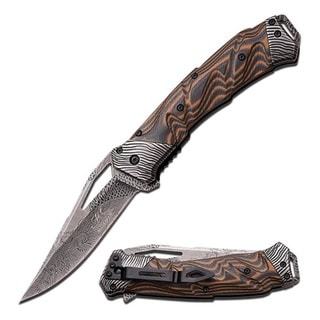 Master Collection Spring Assist Knife 5-inch