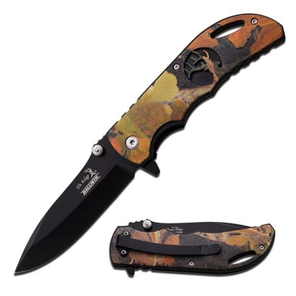 Elk Ridge Spring Assisted Knife 4.5-inch