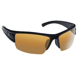 Flying Fisherman Edge Matte Sunglasses Black Frame
