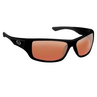 Flying Fisherman Triton Sunglass Matte Black Frame (2 options available)