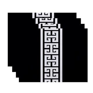 Key Stripe Stripe Print Placemats (Set of 4)