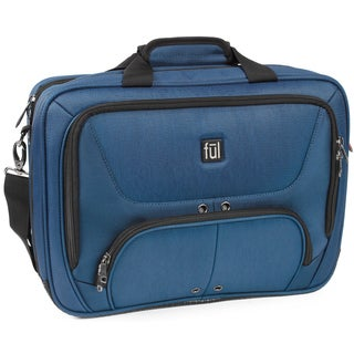 Ful Alliance Cobalt Blue Midtown 17-inch Laptop Messenger Bag