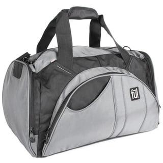 Ful Air Dash Grey 20-inch Carry-On Duffel Bag