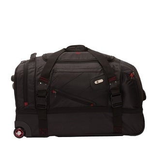 Ful Tour Manager Deluxe 30-inch Rolling Drop-Bottom Duffel Bag