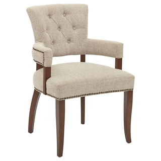 Ink and Ivy Brooklyn Arm Chair (Set of 2)