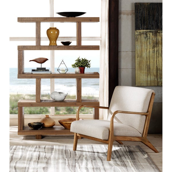 Shop Ink And Ivy Novak Lounge Chair Free Shipping Today