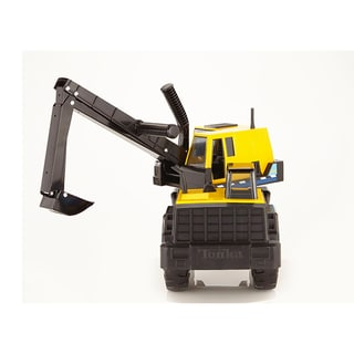 Funrise Tonka Steel Classic Mighty Back Hoe
