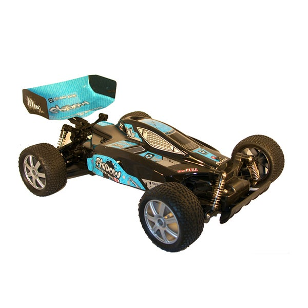 Force Racers 1:10 Wolf Glove Controlled Rally Race Car