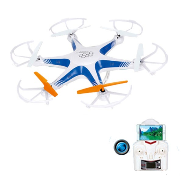 Force Flyers 2.4G 4-Channel RC Drone with FPV