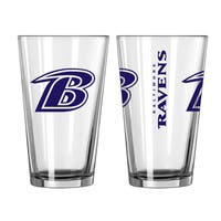 Baltimore Ravens Game Day Pint Glass 2-Pack