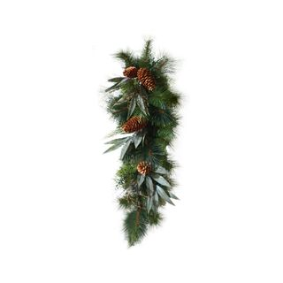 Fleur Collection 30-inch Pine/ Eucalyptus and Juniper Spray (Pack of 1)