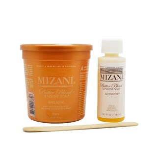 Mizani Butter Blend Sensitive Scalp 7.5-ounce Rhelaxer with 1.81-ounce Activator