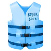 TRC Recreation Super Soft U.S. Coast Guard Approved Vests