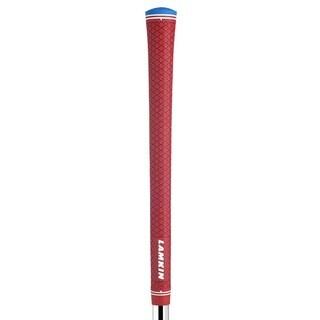 Lamkin UTx Solid Red Standard Golf Grips