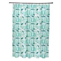 Fishwich Animal Print Shower Curtain