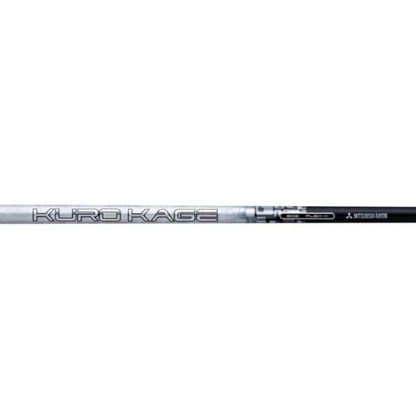 Mitsubishi-Rayon Kuro Kage Silver TiNi 50 Graphite Shaft