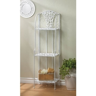 Decorative Lacy 3-Tier Rack