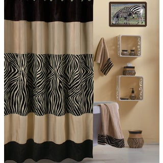 Sherry Kline Zuma 72-inch Shower Curtain