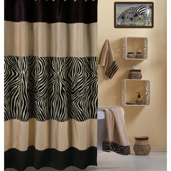 Sherry Kline Zuma 72 Inch Shower Curtain