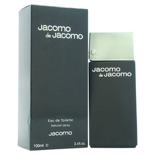 Jacomo by Jacomo Men's 3.4-ounce Eau de Toilette Spray