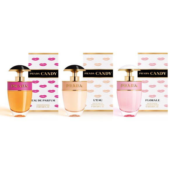 6bd75a06 Shop Prada Candy Kiss Collection Gift Set - Free Shipping Today ...
