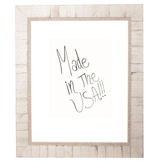 American Made Rayne Tuscan Ivory Dry Erase Board