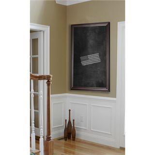 American Made Rayne American Walnut Blackboard/Chalkboard (More options available)