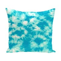 Chillax 18-inch Geometric Print Outdoor Pillow
