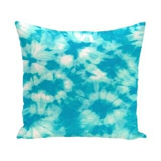 Chillax 18-inch Geometric Print Outdoor Pillow