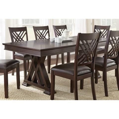 Greyson Living Alston 78 inch Dining Table - Espresso