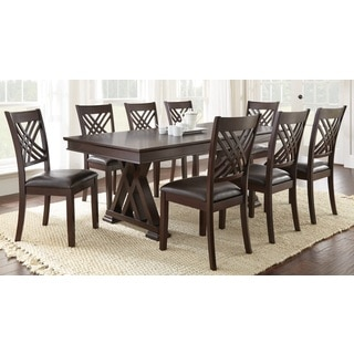 f31c8b8b296f Let the transitional style of the Alston dining set be the highlight of  your dining area