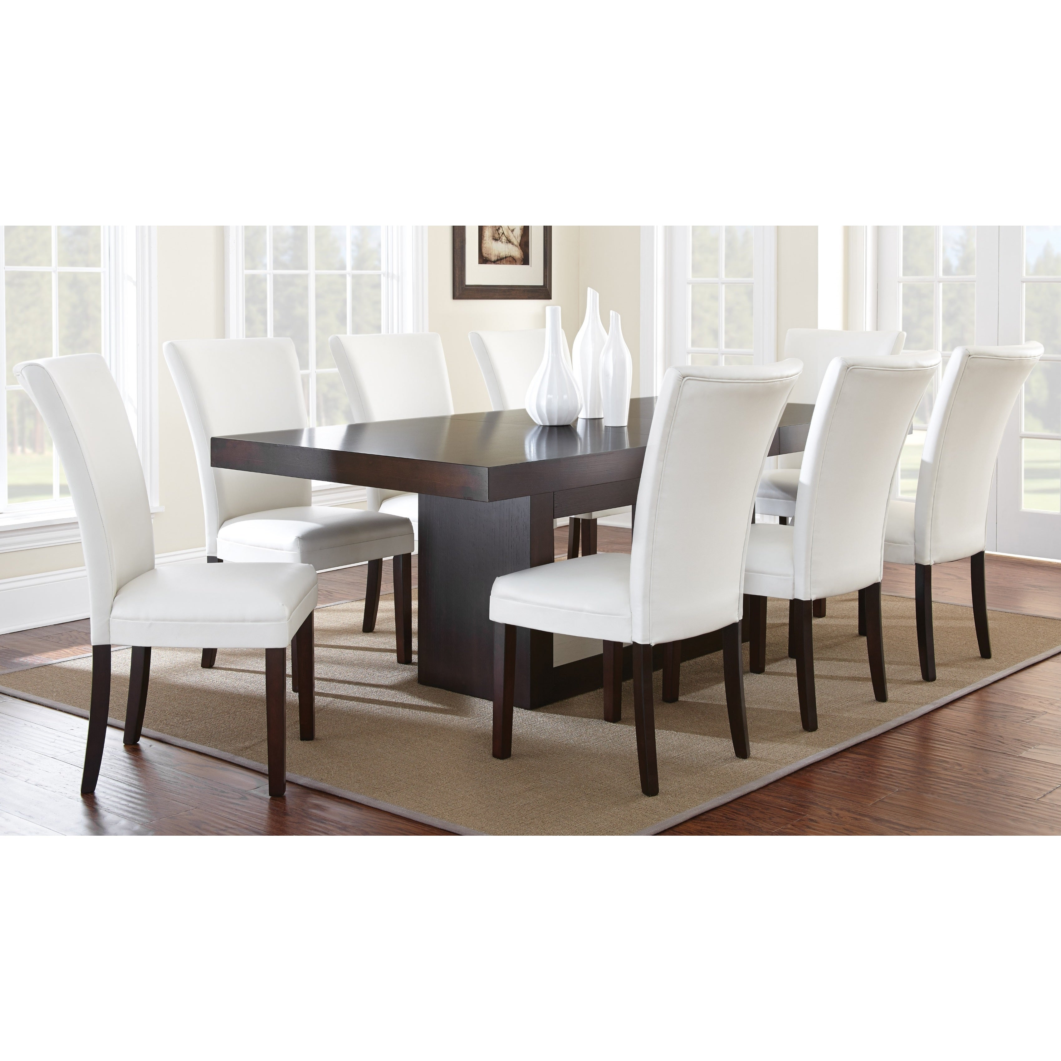 Amia Dining Set By Greyson Living Overstock 10809379