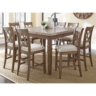 The Gray Barn Abernathy Counter Height Dining Set