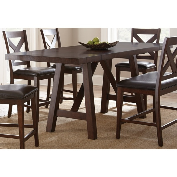 Shop Greyson Living Chester Inch Counter Height Dining Table - Counter height table for two