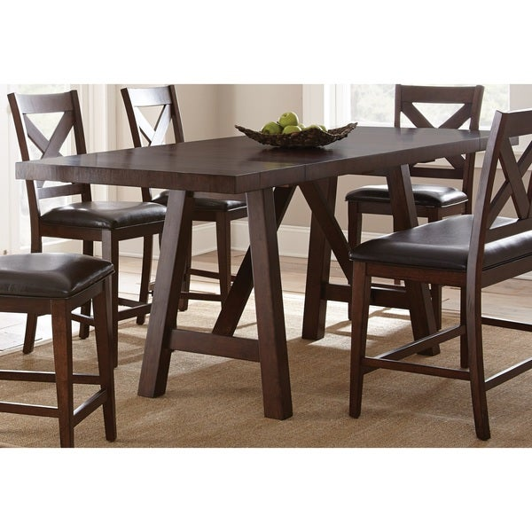 Greyson Living Chester 96 Inch Counter Height Dining Table Free Shipping To