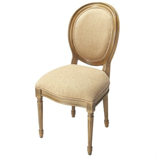 Butler Soft Neutral Side Chair