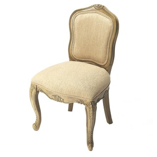 Butler Soft Neutral Accent Chair