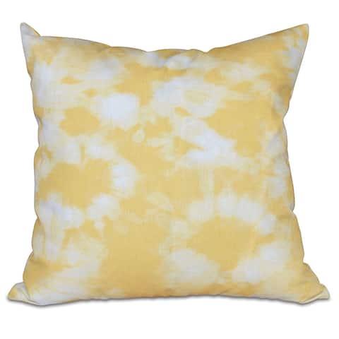 Chillax 20-inch Geometric Print Pillow